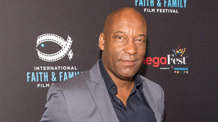 John Singleton bei einem Event in Dallas