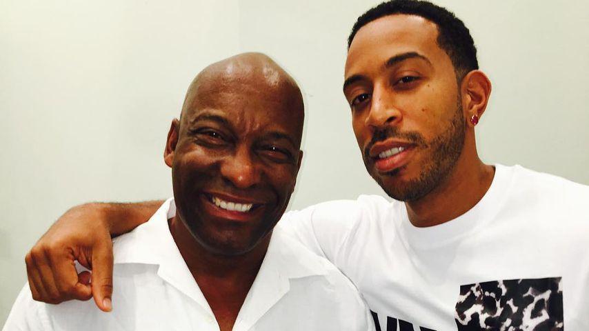 Nach Schlaganfall: Ludacris & Co. trauern um John Singleton!