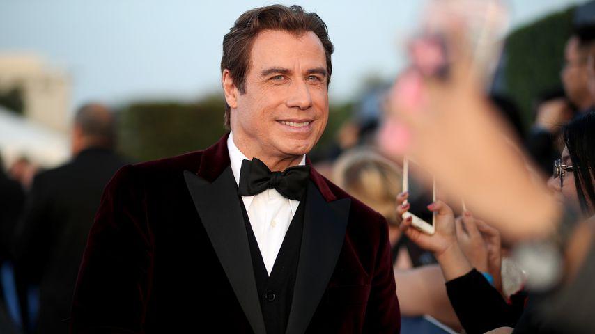 John Travolta bei den Critics' Choice Awards in Santa Monica im Dezember 2016