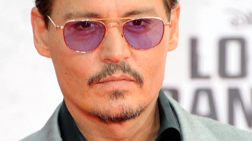 Johnny Depp: 50.000$-Ohrringe für Amber Heard