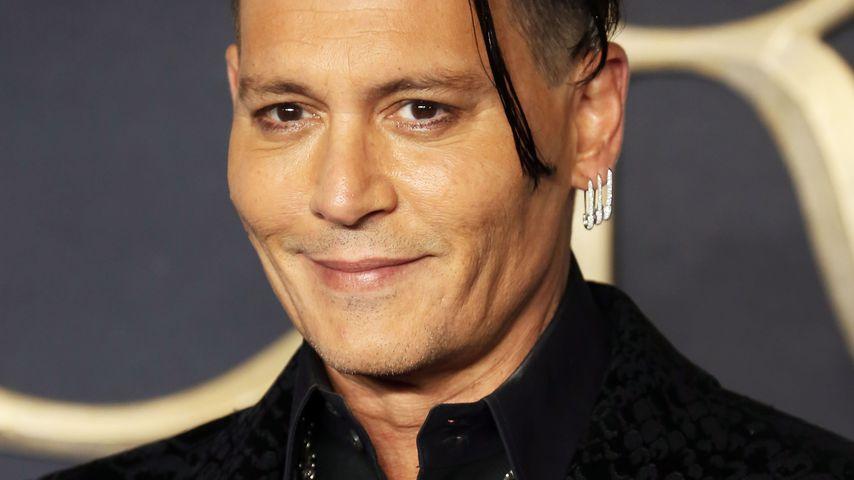 Nach Schock-Fotos: Johnny Depp bei Filmpremiere total erholt