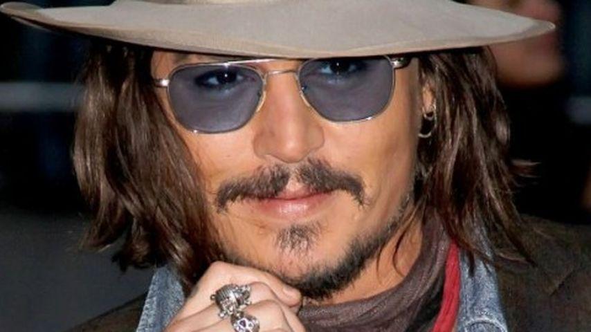 Johnny Depp steht auf Justin Bieber