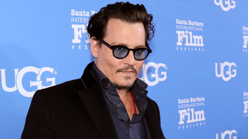 Johnny Depp, Hollywood-Star