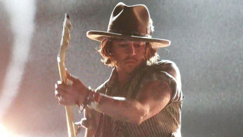 Johnny Depp: Kommt jetzt die Musikkarriere?