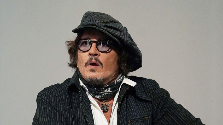 Johnny Depp, Hollywood-Schauspieler