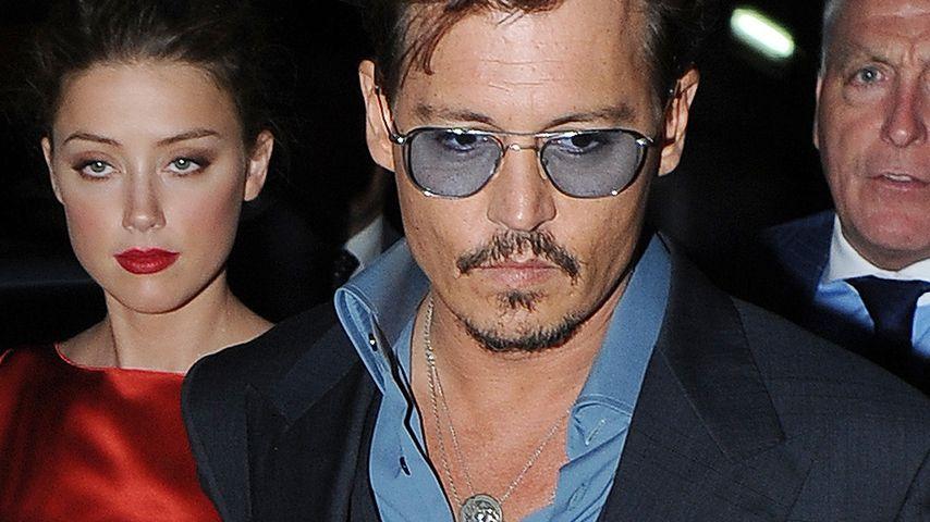Johnny Depp verwöhnt Amber mit teuren Geschenken