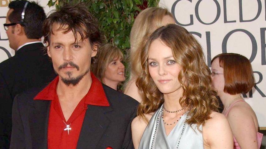 Johnny Depp: So kämpft er um Vanessa Paradis