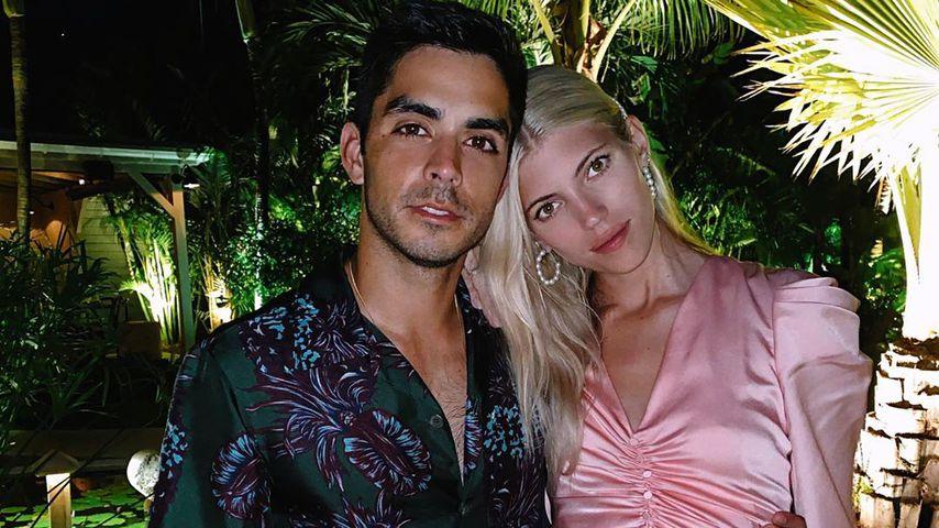 Johnny Dexter Barbara und Devon Windsor im November 2019