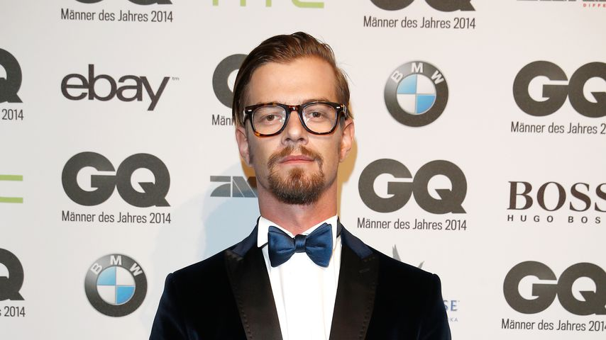 Joko Winterscheidt beim GQ Men of the Year Award