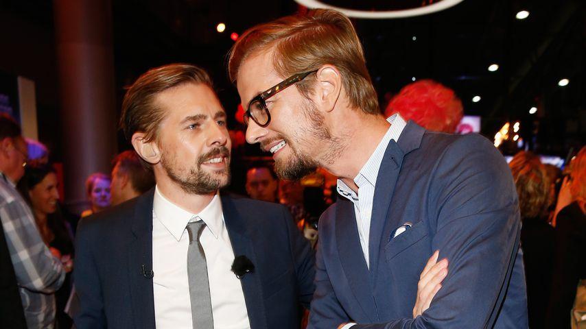 Klaas Heufer-Umlauf und Joko Winterscheidt beim Comedy-Preis