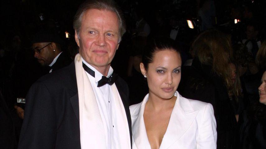 Gnadenlos: Angelina verbietet ihrem Vater Kontakt zu Enkeln!