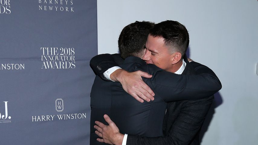 Jonah Hill und Channing Tatum bei den Innovator Awards 2018