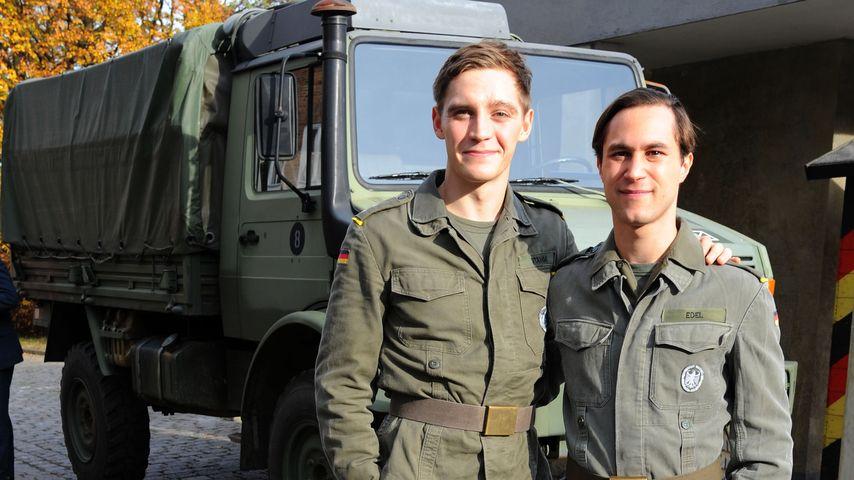 Jonas Nay und Ludwig Trepte