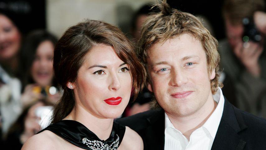Jools und Jamie Oliver bei den Pioneer British Academy Television Awards 2006