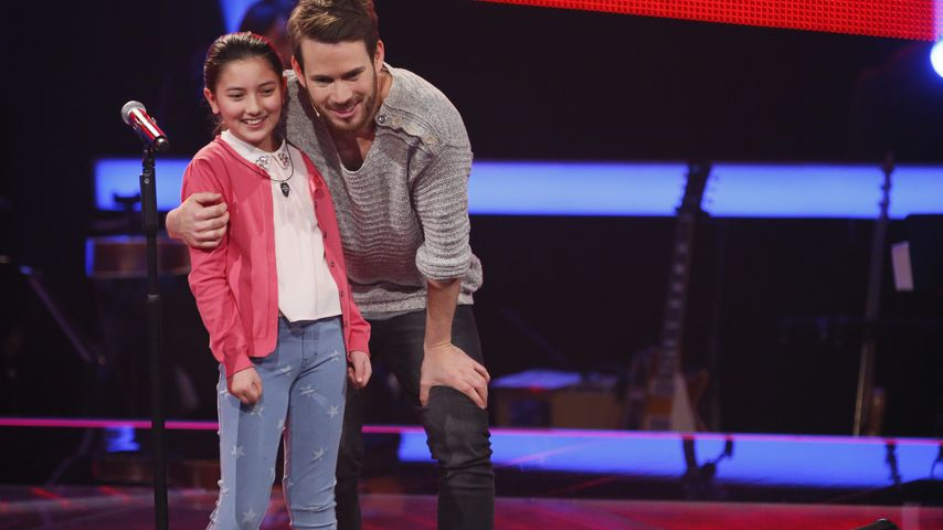 """The Voice Kids"": DSDS-Menowins Cousine war dabei!"