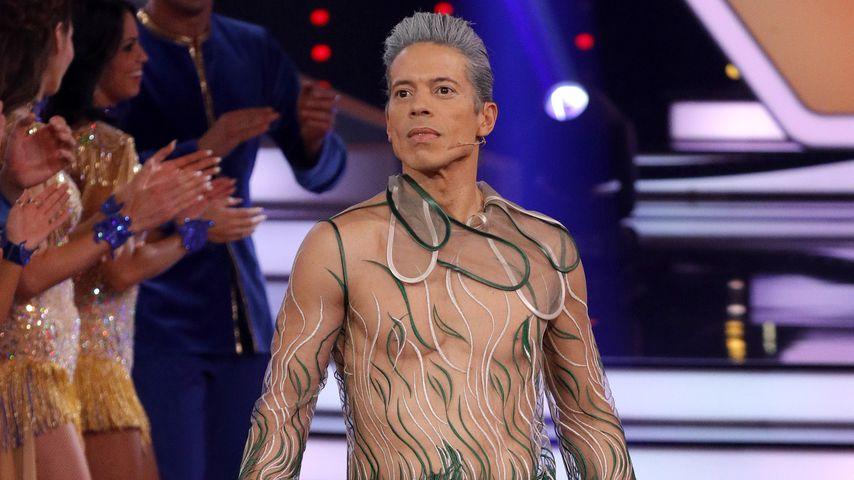 "Gewagt! Jorge Gonzalez im Transparent-Look bei ""Let's Dance"""