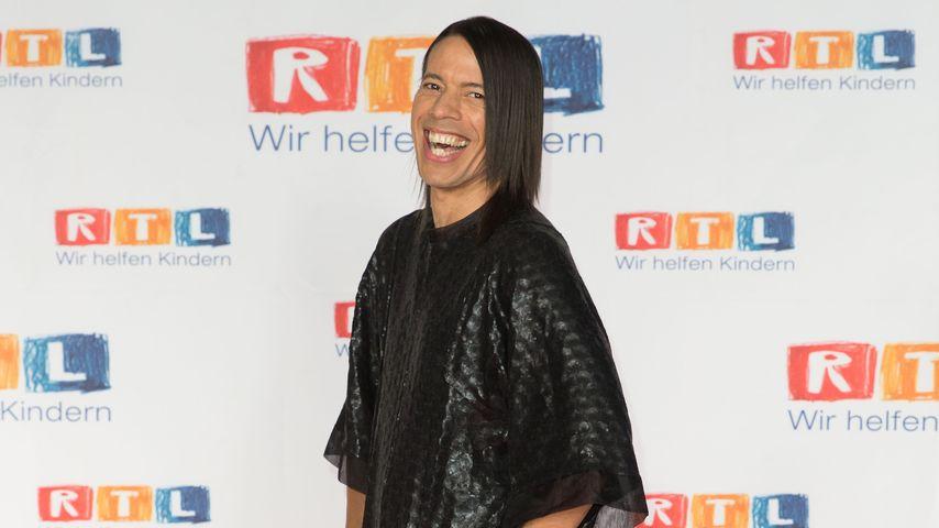 Jorge Gonzalez im November 2016 beim RTL-Spendenmarathon in Köln