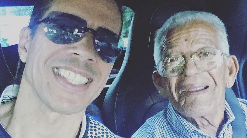 """Jorge Gonzalez: """"Mein Papa ist sehr wichtig für mich!"""""""