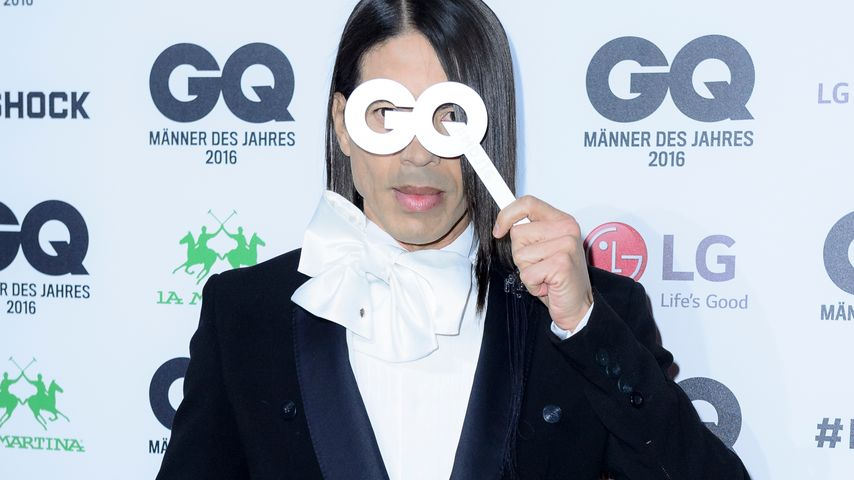 Jorge Gonzalez bei den GQ-Awards in Berlin 2016
