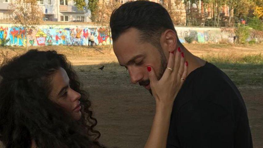 Bana und Jorgo Alatsas im Oktober 2018