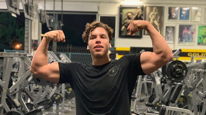 Joseph Baena im September 2019