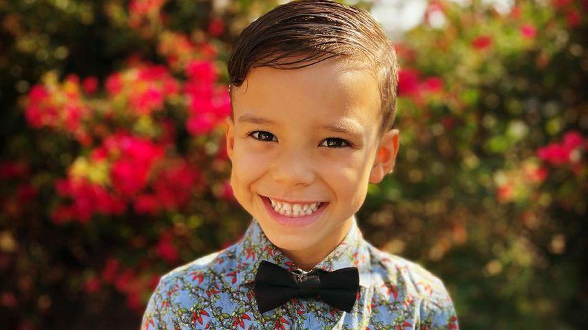 Josey, Sohn von Ryan Dorsey und Naya Rivera
