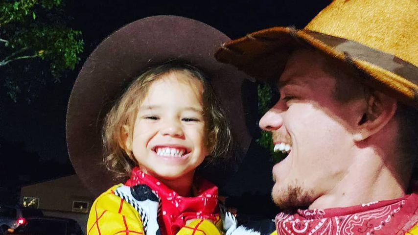 Josey Hollis und Ryan Dorsey im November 2019