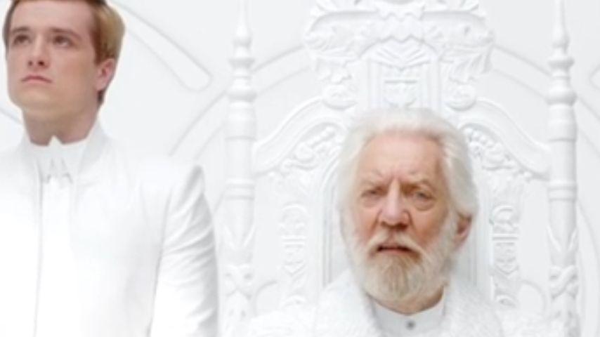 """Hunger Games""-Propaganda mit Josh Hutcherson!"