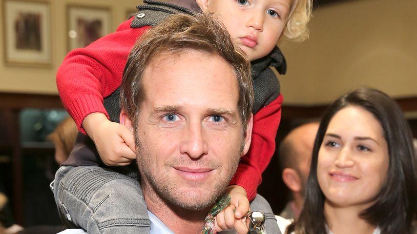 Josh Lucas & seine Ex kuschelnd im Urlaub erwischt