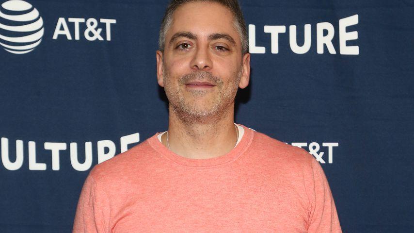 Joshua Safran beim Vulture Festival in Hollywood im November 2019