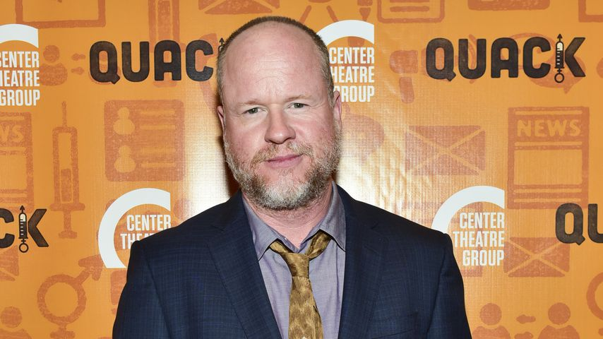 Joss Whedon in Culver City