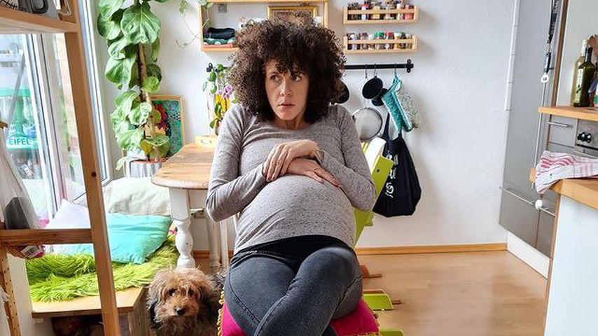 """""""Immer noch schwanger"""": """"Unter uns""""-Joy gibt ein Baby-Update"""