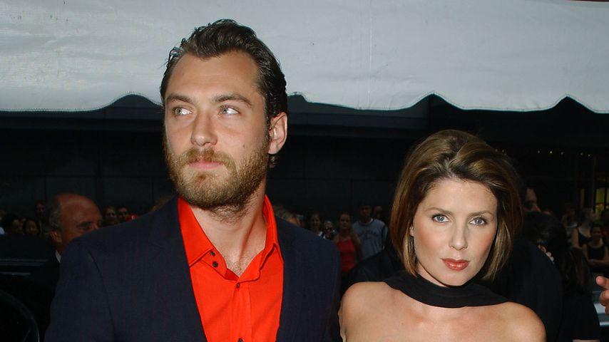 Jude Law und Sadie Frost, 2002