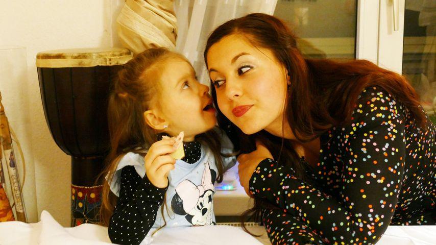 Mega-Überraschung: DSDS-Judith zeigt Tochter Melody im TV!