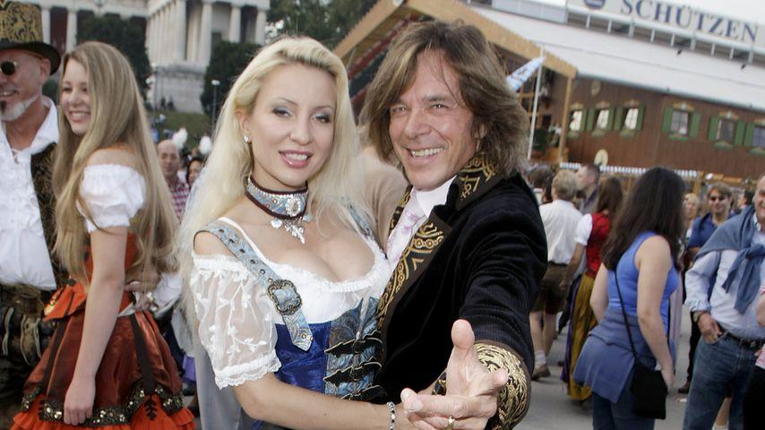Jürgen Drews mit seiner Frau Ramona, September 2009