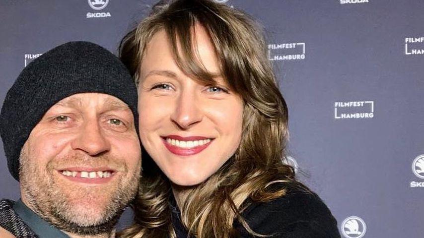 Jürgen Vogel und Natalia Belitski