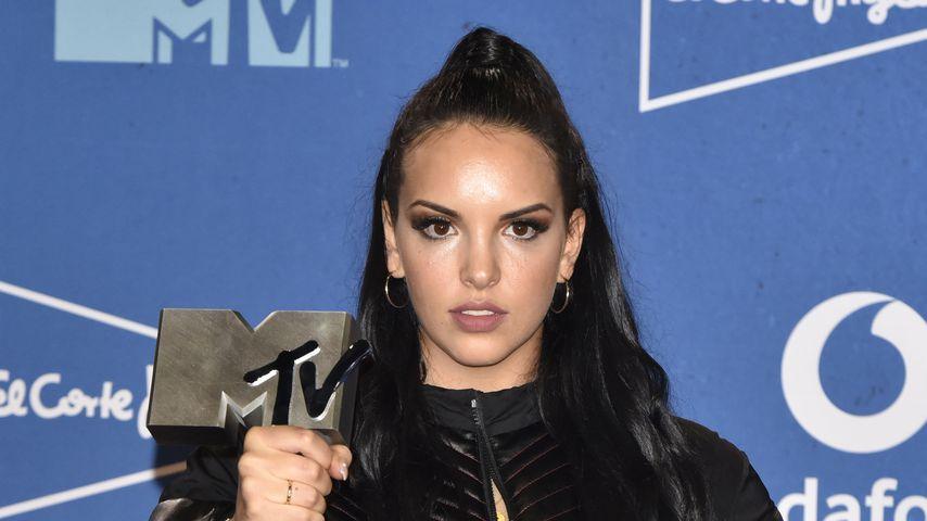 Juju bei den MTV Europe Music Awards 2019