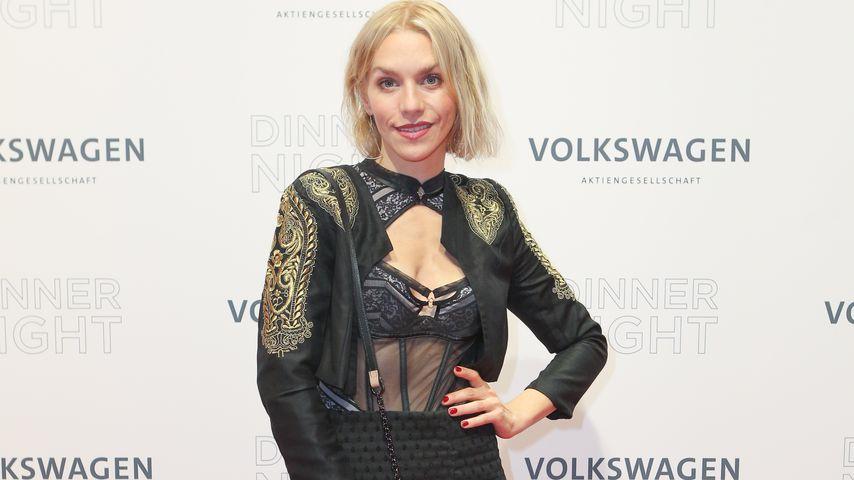 Julia Dietze im November 2018 in Berlin