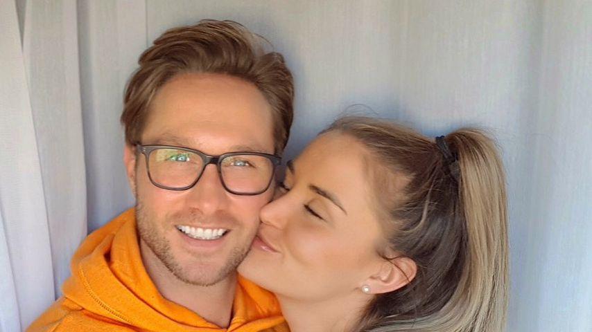 Nico Schwanz und Julia Prokopy 2019