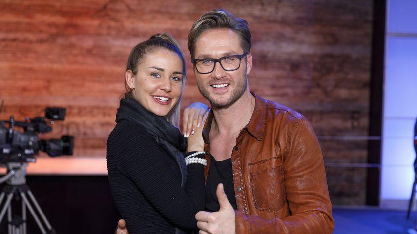 Julia Prokopy und Nico Schwanz, November 2019