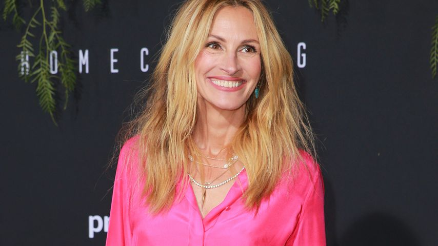 Julia Roberts im Oktober in Los Angeles