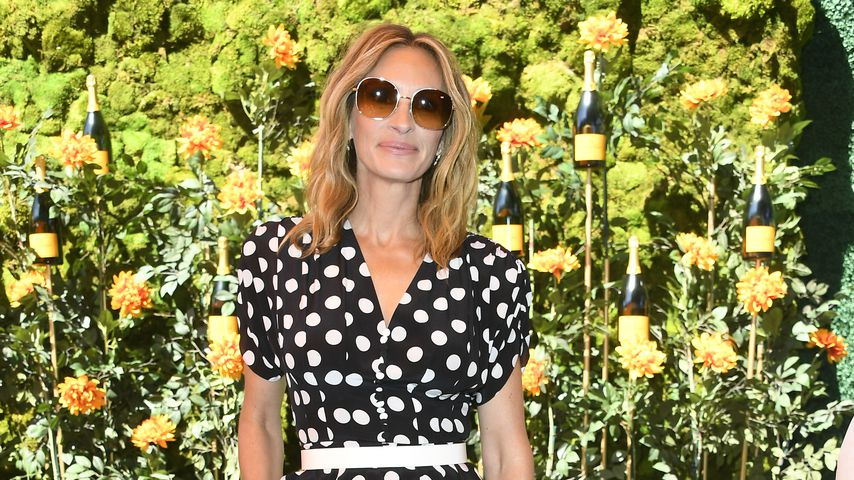 Julia Roberts beim Veuve Clicquot Polo Classic in Los Angeles