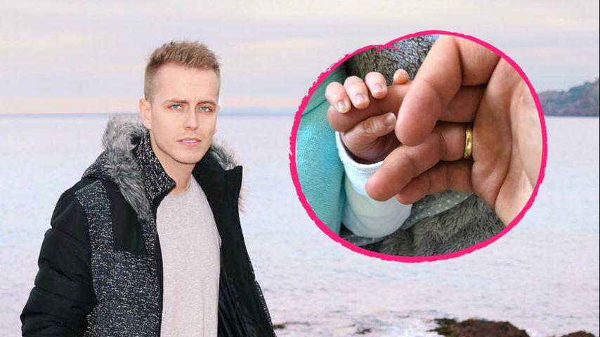 Händchen-Pic: Jetzt meldet sich Julian Claßen zum Babyglück