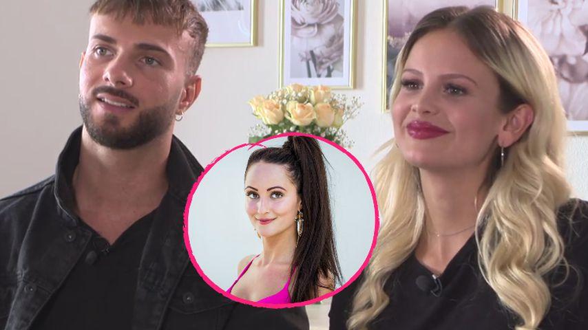Fake-Vorwurf: Julian & Stephie sprachen sich mit Tracy aus