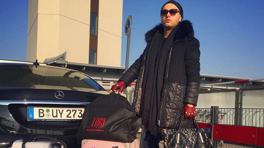 Überraschung: Julian F.M. Stoeckel ist Luxus völlig schnuppe