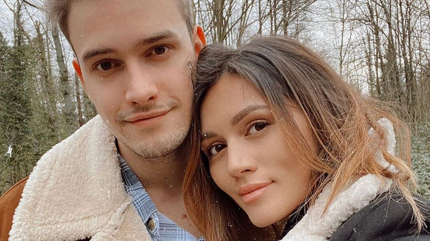 Julian Gutjahr und Anna Maria Damm im Januar 2020