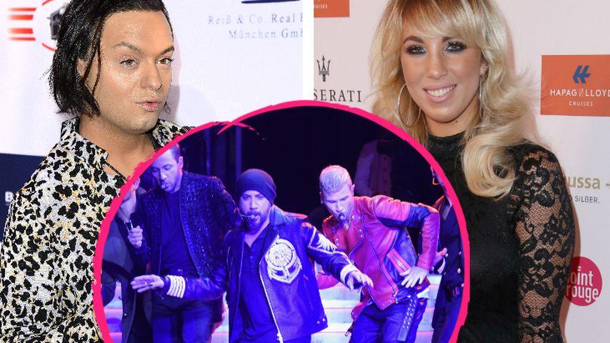 """""""Backstreet's back"""": Sind die Stars auch im Boyband-Fieber?"""