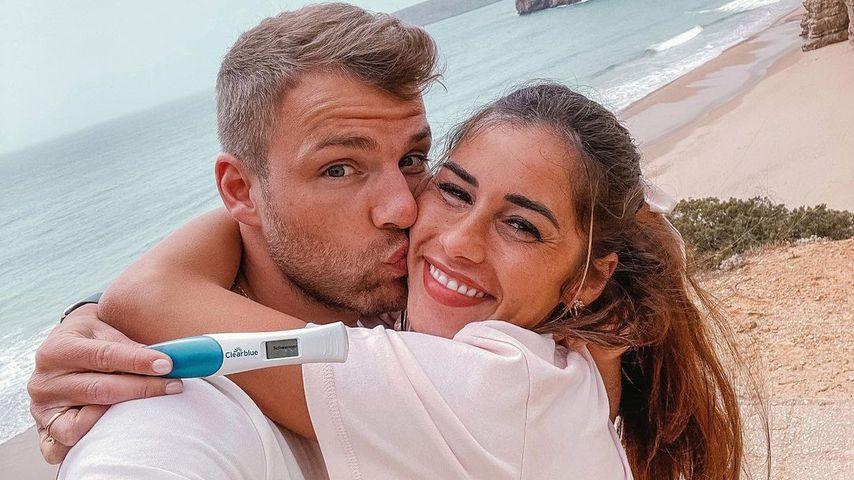 Julian und Sarah Engels