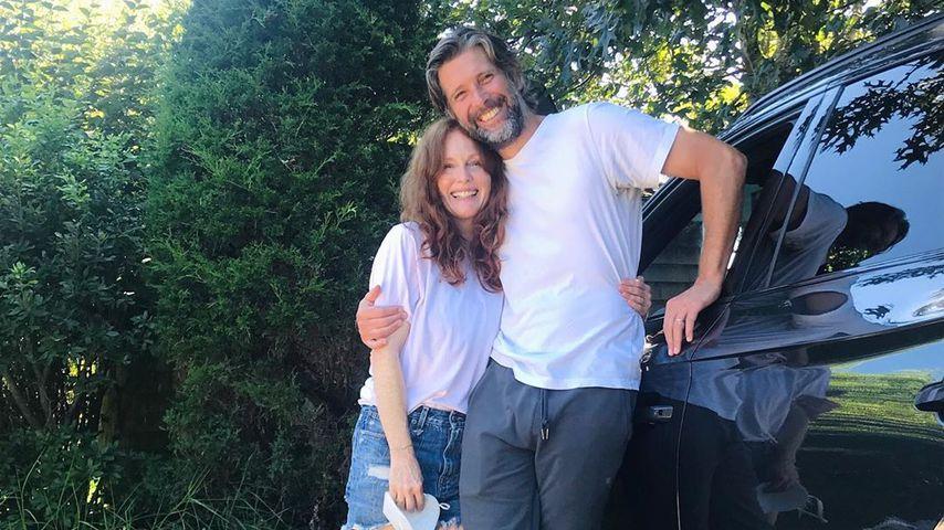 Julianne Moore: Das ist das Geheimnis ihrer Langzeit-Ehe