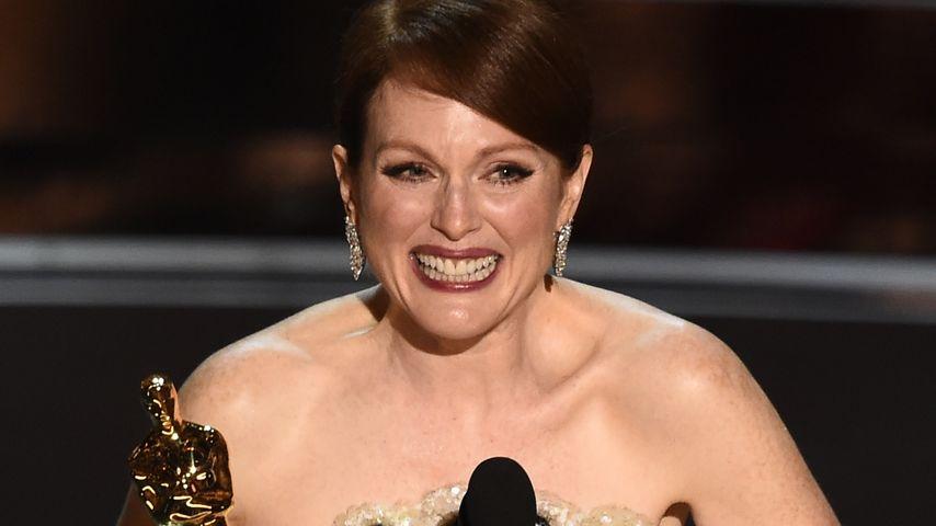 Endlich: Julianne Moore holt sich ihren 1. Oscar!